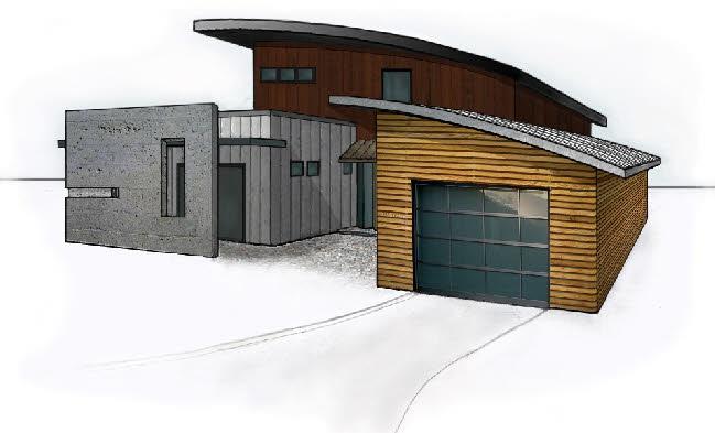 Modern House Plans Contemporary Home Designs Floor Plan 30